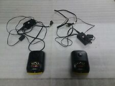 Motorola Wpln-4243A Impres Adaptive Charger Lot of 2