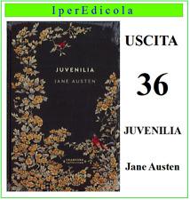 jane austen juvenilia storie senza tempo il libro romanzo di uscita n. 36 rba