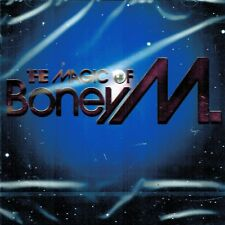 MUSIK-CD NEU/OVP - Boney M. - The Magic Of