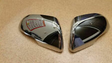 Cover specchietti COPPIA Ssangyong Korando Chrome Wing Mirror Cover Trim Set