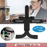 iPad Car Mount Tablet Headrest Windshield Dashboard Holder 7-11in for iPad 2/3/4