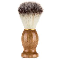 USeful Men Shaving Bear Brush Badger Hair Shave Wood Handle Razor Barber Tool
