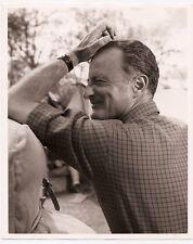 FRED ZINNEMANN Photographer Film-Maker *VINTAGE Iconic CLASSIC 1960 press photo