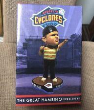 GREAT HAMBINO SANDLOT HAM PORTER BOBBLEHEAD 2018 BROOKLYN CYCLONES SGA NY Mets