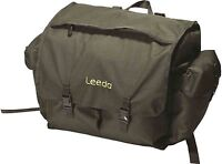 Leeda Carp Olive Green Compact Rucksack Coarse Fishing Holdall / Tackle bag
