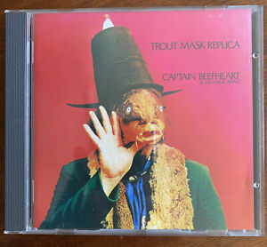CAPTAIN BEEFHEART -  trout mask replica - CD