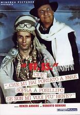 Dvd FF.SS cioe' : che mi hai portato a fare sopra a Posillipo .....?...NUOVO