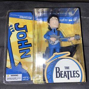 McFarlane Beatles John Lennon Saturday Morning Cartoon Figure 2004