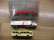 Wiking N    LKW's  / Bus