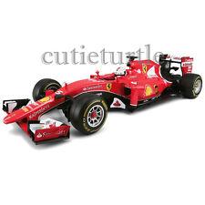 Bburago 2015 Ferrari Racing Formula F 1 SF15-T 1:18 Sebastian Vettel  #5 16801