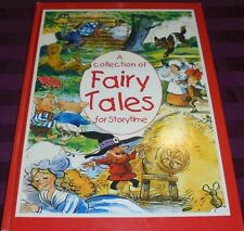 A COLLECTION OF FAIRY TALES FOR STORY TIME BOOK (3 FAIRYTALE STORIES) HARDCOVER