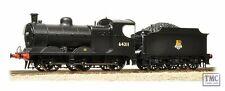 31-319 Bachmann OO/HO Scale Robinson Class J11 64311 BR Black Early Emblem