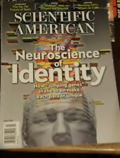 SCIENTIFIC AMERICAN THE NEUROSCIENCE OF IDENTITY MARCH 2012