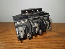 ITE Pushamtic P4350 50A 3p 240V Circuit Breaker New in Box
