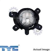 NEW FOG LIGHT UNIT FOR KIA PICANTO SA G4HE D3FA G4HG MORNING SA TYC 92201-07500