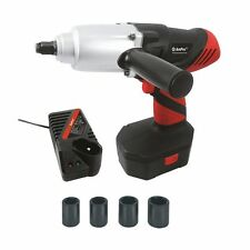 """AmPro 1/2"""" Dr Cordless Impact Wrench, 24V W/Battery T80253"""