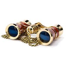 Barska 3x25 Blueline Binoculars Opera Glass, Ab10190