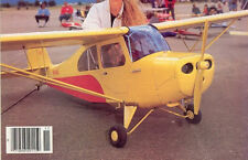 1/3 Scale AERONCA 7-AC Champ  Giant Scale RC Model AIrplane Plans