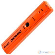Silverline Live Wire Ac Detector Led audible de detección de señal Batería Aaa 388946