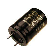 Mundorf condensador Elko 6800uf 40v 125 ° C mlytic ® AG audio Grade 853069