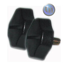 Uniden 5mm GYMBAL KNOBS - PAIR - Suits Uniden