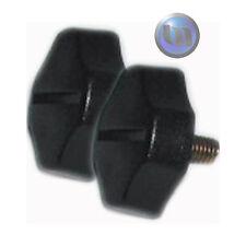 Uniden 5mm GYMBAL KNOBS - PAIR - Suits Uniden