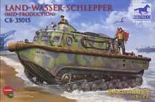 BRONCO 1/35 35015 land-wasser-schlepper (LWS) mid