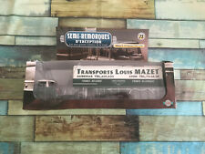 Voiture Miniature Camion Semi Remorque Willème TL 101 Horizon Mazet au 1/43