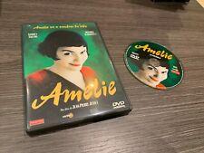 AMELIE DVD AUDREY TAUTOU MATHIEU KASSOVITZ