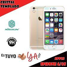 Protector de pantalla cristal templado para iPhone 6 Plus 5 5 Tempered Glass
