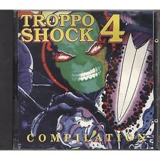 Troppo Shock 4 ompilation - CD 1993  NEAR MINT CONDITION