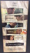 E' solo la fine del mondo - X.Dolan (2016) Locandina film 33x70 cm Prima Ed. ITA