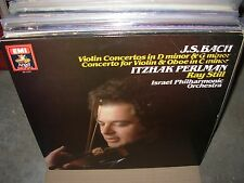 STILL / PERLMAN / BACH violin concertos ( classical ) angel digital - PROMO