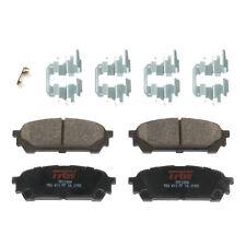Disc Brake Pad Set-Premium Disc Brake Pad Rear TRW TPC1004