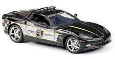 FRANKLIN MINT 2008 CORVETTE COUPE VET CHEVY INDY 500 PACE CAR B11F094 CHEVROLET