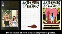 Strangers in Paradise 1 2 3 Gold Series Complete Set Run Lot 1-3 VF/NM