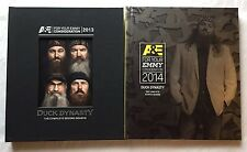 2013 & 2014 DUCK DYNASTY A&E, Your Emmy Consideration DVDs, FYC