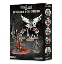Warhammer 40,000 triunvirato of the Imperium