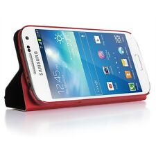 Targus - iStore Folio Case with Multi-view stand for Samsung Galaxy S4 - Red