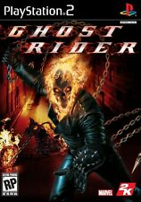 Ghost Rider PS2 Playstation 2 Game Complete
