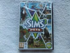 THE SIMS 3 PETS EXPANSION PACK PC/MAC DVD ( brand new & sealed )