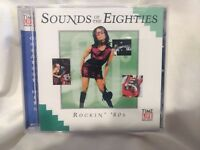 Sounds Of The Eighties Rockin' '80s Time Life Music 1999 Universal Music cd6685