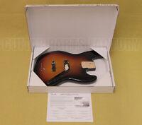 099-8007-700 Genuine Fender USA Replacement Jazz Bass Sunburst Body