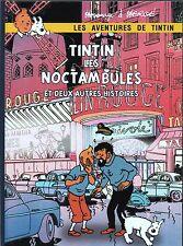 Pastiche Tintin. TINTIN ET LES NOCTAMBULES. Cartonné 68 pages. Hors Commerce