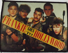 FRANKIE GOES TO HOLLYWOOD Original Vintage 1980`s Sew On Patch/Photopatch