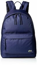 Lacoste Men's Neocroc Backpack Bag Navy Blue
