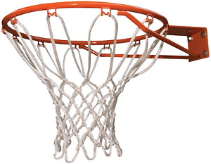 Lifetime Classic Basketball Rim, Standard Outdoor Orange Ring with Net, NEW