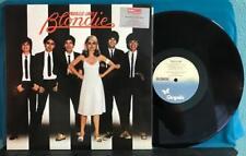 BLONDIE PARALLEL LINES~NM-/NM- 1997 180-GRAM UK LP~VIRGIN VINYL~HYPE~EMI 100