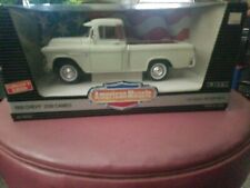 ERTL AMERICAN MUSCLE 1955 CHEVY CAMEO 3100 PICKUP TRUCK 1/18 SCALE New