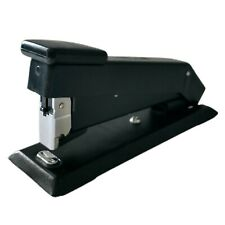 Vintage Bostitch Stapler B5 Model Black Metal Made In Usa Heavy Duty Retro Desk